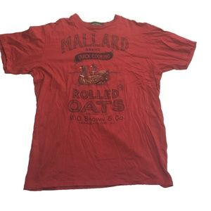 VTG Polo Country Ralph Lauren Rolled Oats T-Shirt